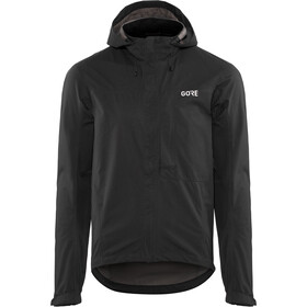 GORE WEAR C3 Gore-Tex Paclite Hooded Jacket Herren black